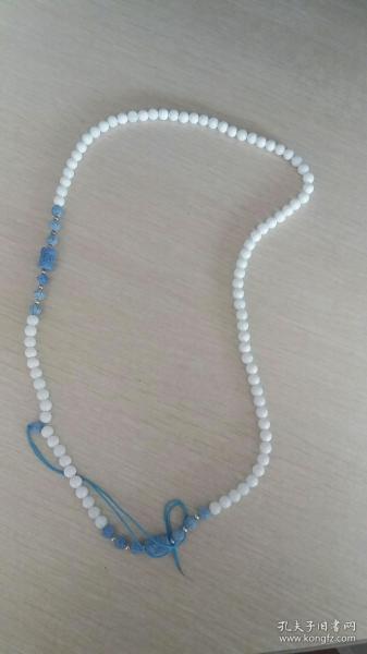 车渠项链珍珠
