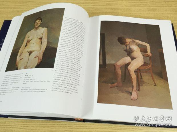 Euan Uglow: The Complete Paintings 乌格罗 作品