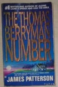 英文原版 The Thomas Berryman Number by James Patterson