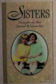 英文原版 Sisters: Thoughts on That Special Relationship by Lois L. Kaufman