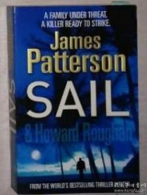 英文原版 Sail by James Patterson