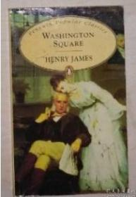 英文原版 Washington Square by Henry James