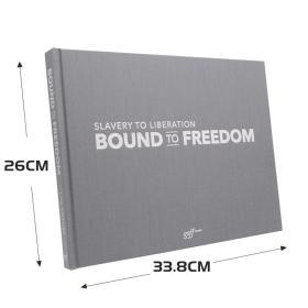 劳工摄影集 Bound to Freedom: Slavery to Liberation