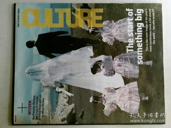 THE SUNDAY TIMES CULTURE 星期日泰晤士报杂志 2015/03/08