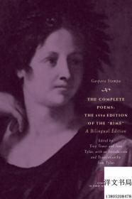 【包邮】The Complete Poems: The 1554 Edition Of The Rime, A Bilingual Edition 2010年出版,作者
