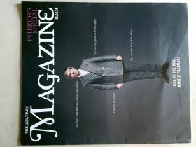 THE SUNDAY TIMES MAGAZINE 星期日泰晤士报杂志 2014/04/12