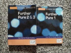 Further Pure1 2 & 3(两本合售)