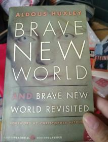 美丽新世界英文版 Brave New World and Brave New World Revisited