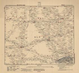 1907年《高唐、临邑、禹城、齐河、清平、平原、恩县老地图》图题为《高唐州》(原图高清复制)图中包含高唐、临邑、禹城、齐河、清平、平原、恩县等。请看图片,绘制详细,请看比例尺。1907年德国陆军参谋处绘制,史料研究价值极高。原件现藏国外,原图高清复制。十分清晰。裱框后,风貌佳。高唐、临邑、禹城、齐河、清平、平原、恩县地理地名历史变迁重要地图史料.