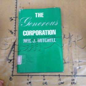 The Generous Corporation: Political Analysis of Economic Power