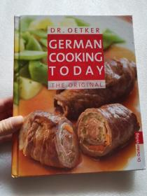 German Cooking Today:The Original