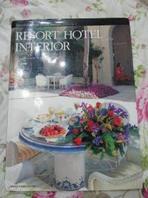 World Premier Hotel Design Vol.4: Resort Hotel Interior世界顶级酒店设计4