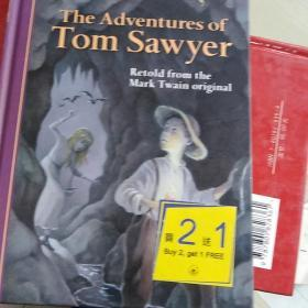 Classic Starts: The Adventures of Tom Sawyer 《汤姆·索亚历险记》精装