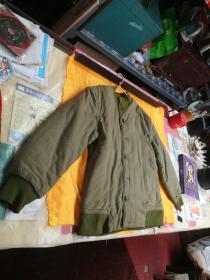 八十年代末,特殊职业人防寒保暖棉一件,全新的,品相如图所示