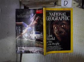 NATIONAL GEOGRAPHIC APRIL 2005 。