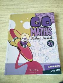 GO MATHS Student Journal LEVEL 3A