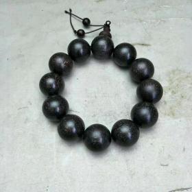 紫檀手串,金星爆满,送礼佩戴之佳品