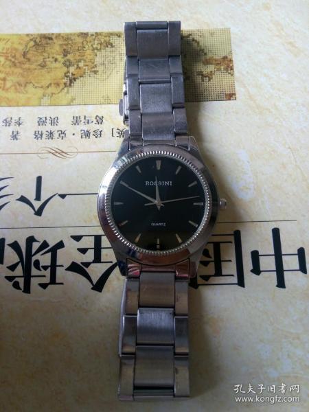 罗西尼手表男表