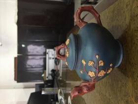 汪寅仙款紫砂壶