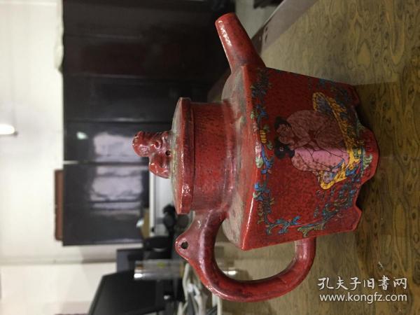 徐汉棠款紫砂壶