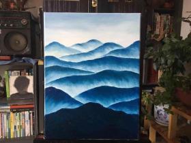 现代油画作品9