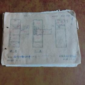 房屋分布图(大概50几页)