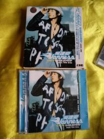 CD二片装,伍健豪,身体会唱歌