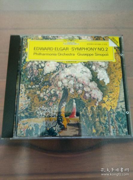 Edward Elgar:第二交响曲