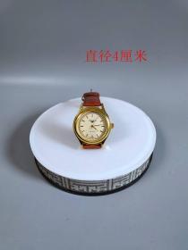 少见一把老手表