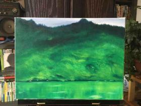 现代油画作品1