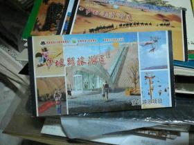 沙坡头旅游区索道游乐项目(滑沙大扶梯)