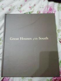 Great Houses of the South [精装] 美国南方别墅