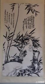 蒲华         纯手绘        国画(卖家包邮)              工艺品