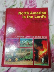 North America Is the Lords 美国历史
