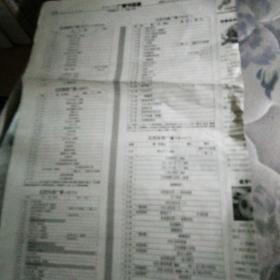 2014年北京几个广播电台节目时间表 专页