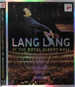 蓝光音乐  郎朗:伦敦皇家艾伯特音乐厅演奏会