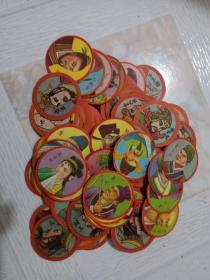 上世纪八十年代啪叽,游戏牌:封神演义/水浒传