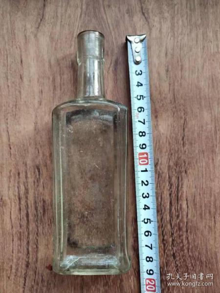 民国双妹牌玻璃瓶(保老保真)