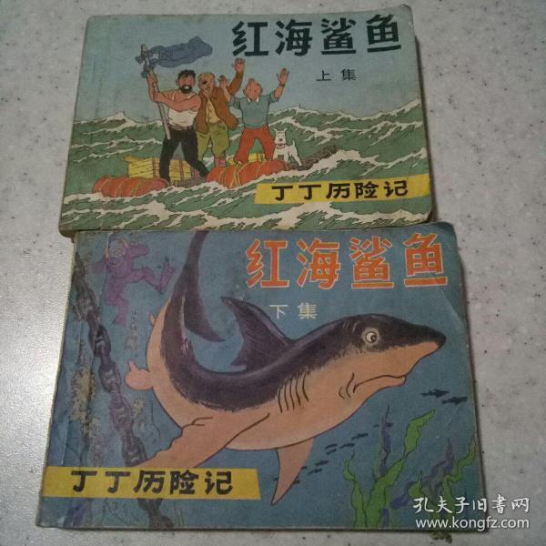 红海鲨鱼(上下)