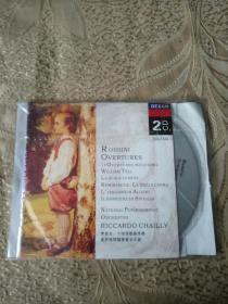 罗西尼:十四首歌剧序曲夏伊指挥国家爱乐乐团2cd【光盘测试过售出概不退换】
