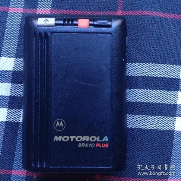 摩托罗拉八达BB机,传呼机 开机正常功能正常实物拍摄按图发货,40包邮