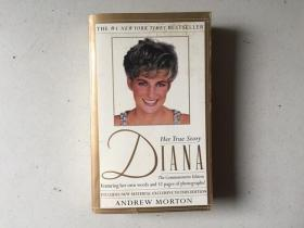 Diana: Her True Story in Her Own Words (英文原版)