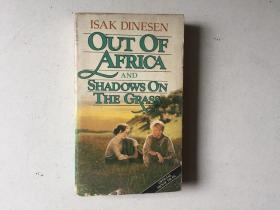 Out Of Africa and Shadows On The Grass(英文原版)