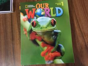 national geographic our world student book 1 有盘