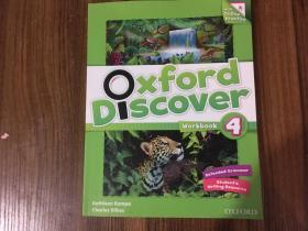 oxford discover student book 4