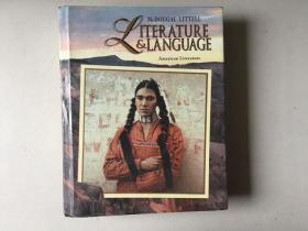 McDougal Littell Literature and Language: Level 11, American Literature(英文原版) 包邮