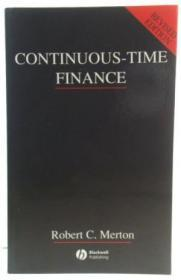 Continuous-time Finance