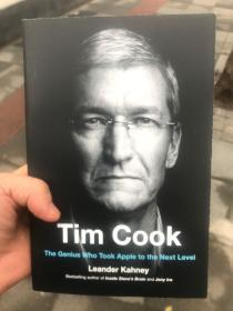 Tim Cook: The Genius Who Took Apple to the Next  level全新 英文 原版 正版