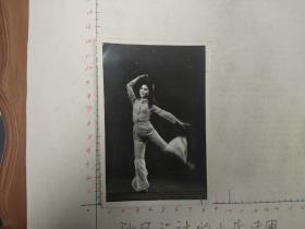 70年代美女跳舞照片