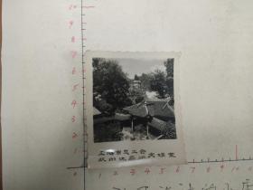 60年代上海总工会杭州休养所风景照-7